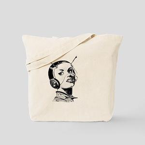 Spacegirl Tote Bag