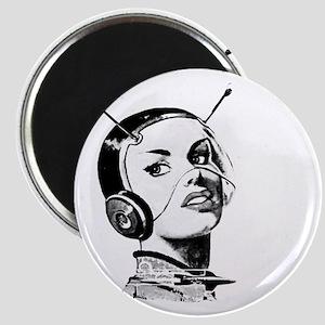 Spacegirl Magnet