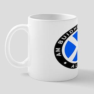 ABD-oval-sticker Mug