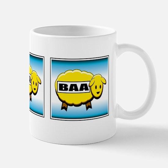 threebaas Mug
