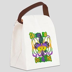 throwMEsomeNoFTrs Canvas Lunch Bag