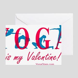 YagaValentine1 Greeting Card