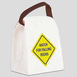 watchforfallingrocks2 Canvas Lunch Bag