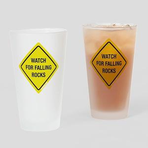 watchforfallingrocks2 Drinking Glass