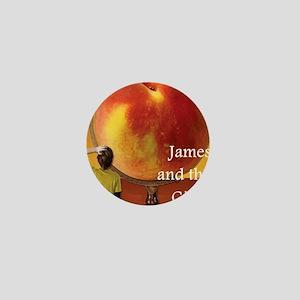 james Mini Button
