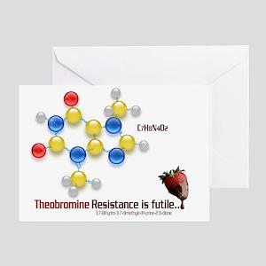 Chocolate-1 Greeting Card