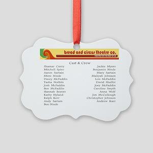 james cast list copy Picture Ornament