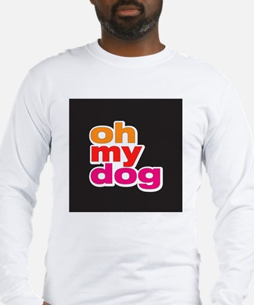 ohmydogsquare Long Sleeve T-Shirt