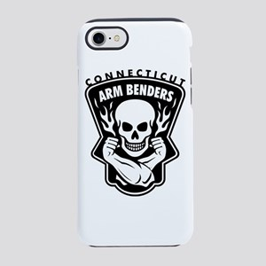 CT Arm Benders White iPhone 7 Tough Case