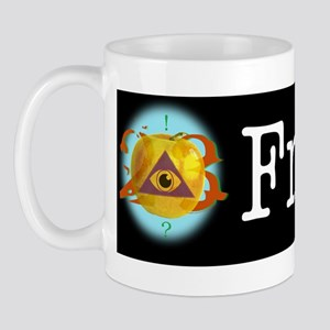 nRAWapplefnoBS Mug