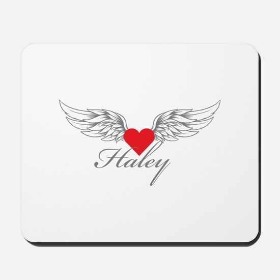 Angel Wings Haley Mousepad