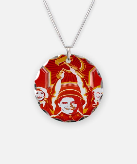 Reid-Pelosi-Obama Necklace