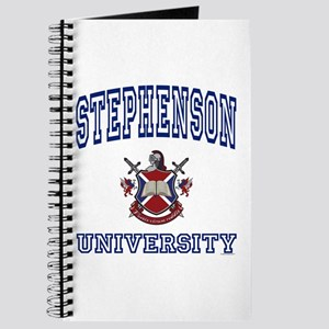 STEPHENSON University Journal