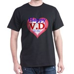 Happy VD Dark T-Shirt