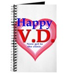 Happy VD Journal