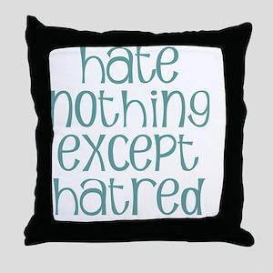 hatenot Throw Pillow