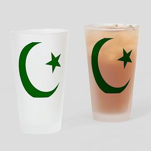 pakistanD Drinking Glass