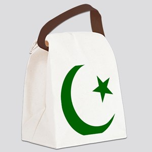 pakistanD Canvas Lunch Bag