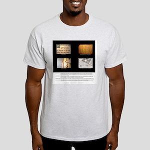 vert_cal_01_jan Light T-Shirt