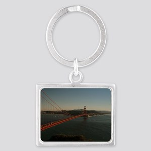 Golden Gate Bridge Landscape Keychain