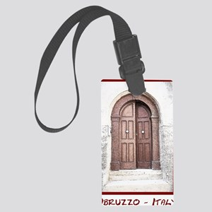 Doorway Large Luggage Tag