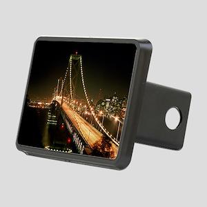 Oakland Bay Bridge Rectangular Hitch Cover