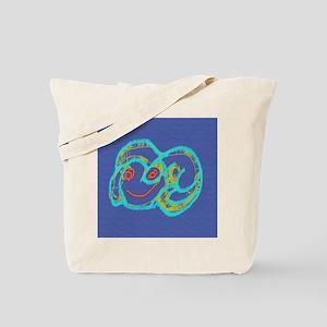 Lumpy Monster Tote Bag