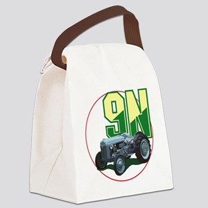 Ford9N-C8trans Canvas Lunch Bag