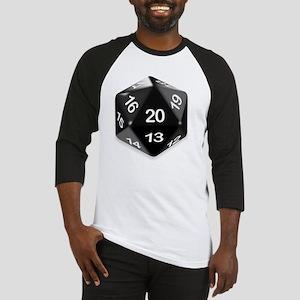 d20 t-shirt Baseball Jersey