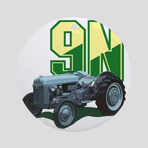 Ford9N-10 Round Ornament