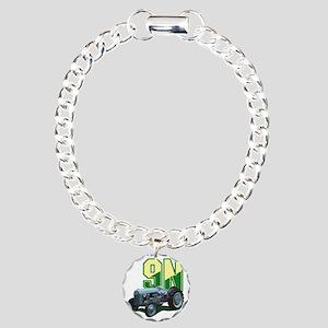 Ford9N-10 Charm Bracelet, One Charm