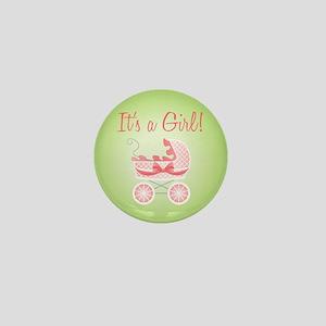 It's a Girl! II - Mini Button
