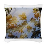 Moments in time!006 Woven Throw Pillow