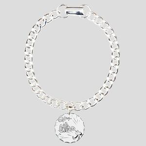 GGT0001REVISED011011 2 Charm Bracelet, One Charm