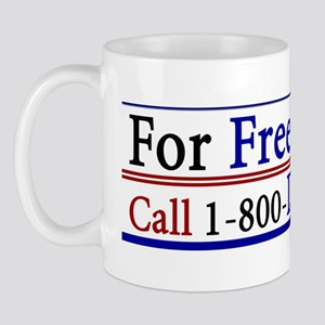 Free Welfare Mug
