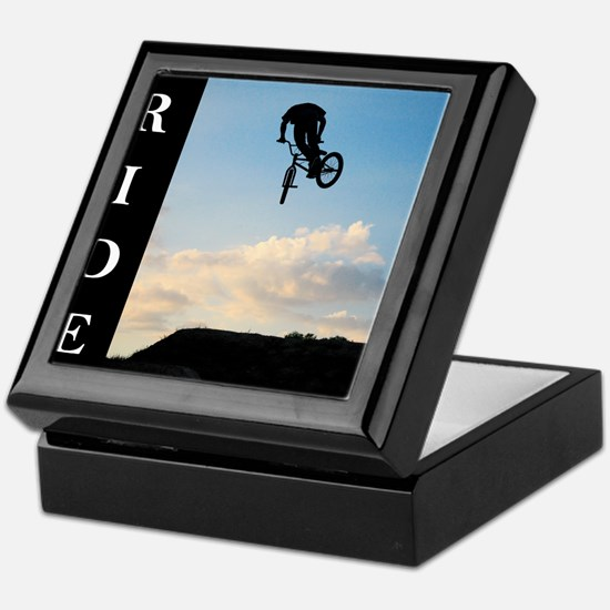 RIDE Keepsake Box