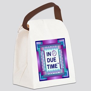 In Due Time - Parent-10x10 Canvas Lunch Bag