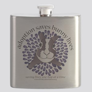 adoptionsavesbunnies-PLUMtotebag Flask