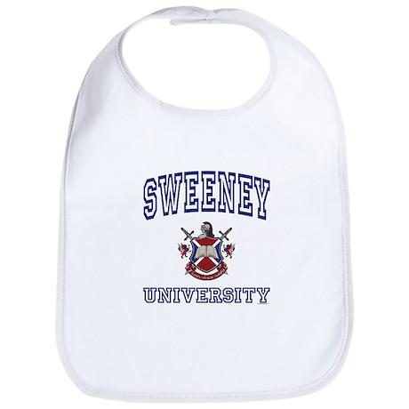 SWEENEY University Bib