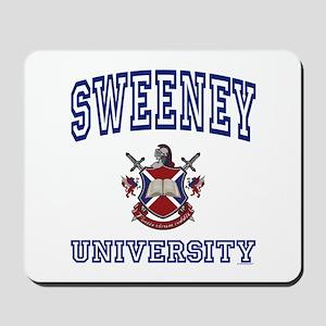 SWEENEY University Mousepad