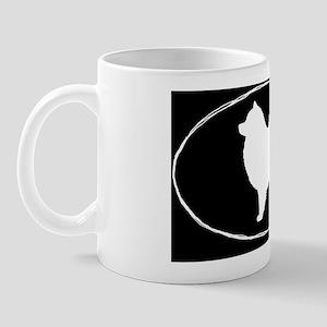 samoyedsticker Mug