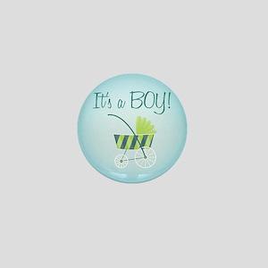 It's a Boy! - Mini Button
