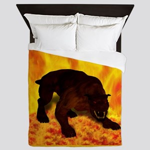 hellshound Queen Duvet