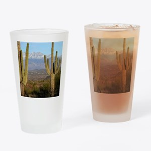Desert View 2010 Drinking Glass
