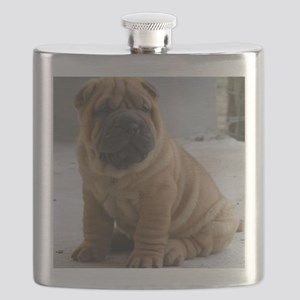 LaurensSharpei Flask