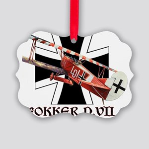 FOKKER Picture Ornament