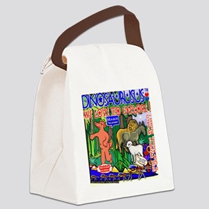 62-more-jungle-to-explore-its-a-b Canvas Lunch Bag