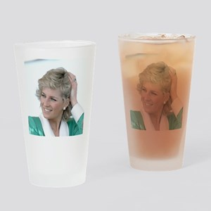 HRH Princess Diana Australia Drinking Glass