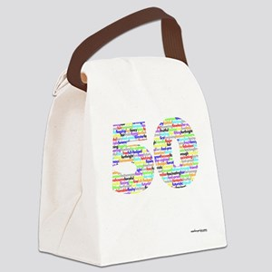 50 Canvas Lunch Bag