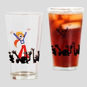 Suffrage Drinking Glass